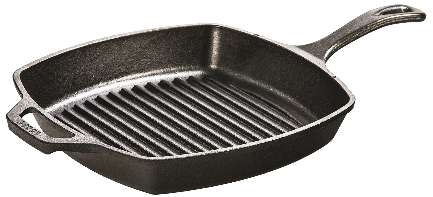 Check Out The Best Cast Iron Grill Pans The Wise Spoon